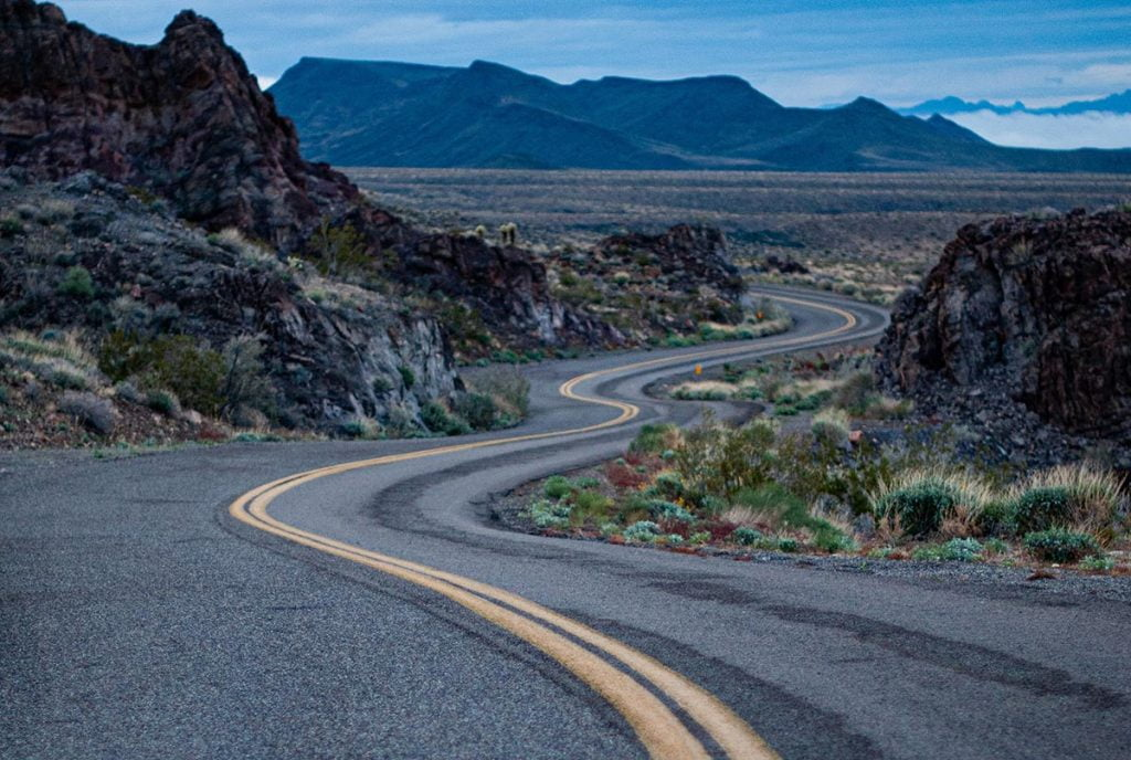 Top 10 Road Trip Tips - the wide open road