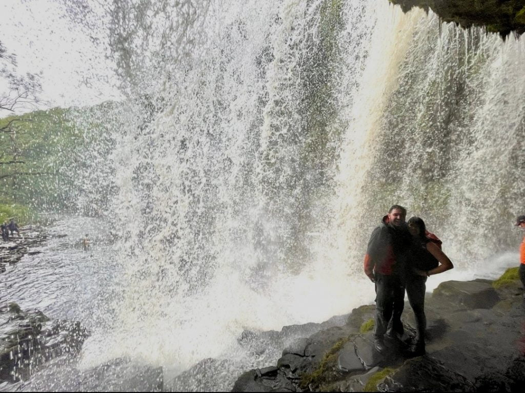 The Four Waterfalls Walk
